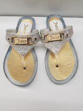 Sandals Juicy Couture Golden Blue Size 2