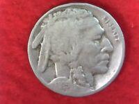 1925s San Francisco Mint Indian Head buffalo nickel #24