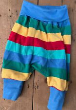FRUGI Rainbow Parsnip Pants Unisex Organic Cotton Girls Boys 0-3 Months
