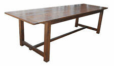 Rustic  Recycled Rustic  Oregon  country  Farm House Dining Table 290 long