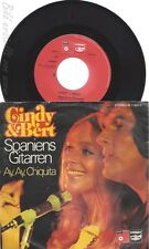 "7"" CINDY & BERT --SPANIENS GITARREN"