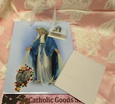 Our Lady of  Grace 12 x 12 x 5 inch gift bag