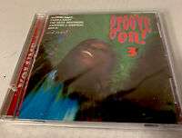 Groove On!, Vol. 3 by Various Artists (CD,1996,DCC Compact Classics) Brand New