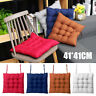 Thick Warm Seat Cushion Chair Pad Sofa Back Pillow Square Tatami Mat Home