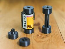 35mm to 120 / 220  Film Adapter and Spool for MEDIUM FORMAT Film Camera 3 PCS