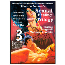 Grindhouse Director Series - Eduardo Cemano's HEALERS (2-DVD Collection)