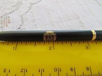 DISNEYLAND DISNEY CLUB 33 BLACK BALLPOINT PEN ~~~ RETIRED LOGO EUC !!!