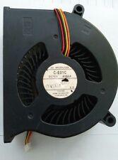 Toshiba C-E01C DC 12V 400MA Server Blower Fan 80x73x25mm 4-Wire #M4155 QL k1