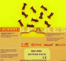 hornby international ho spares hs1086 1x buffer pack suits hr2002/13