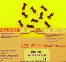 hornby international ho spares hs1086 1x buffer pack suits hr2002/13