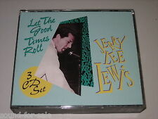Jerry Lee Lewis/Let The Good Times Roll - 3 CD-Set