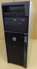 HP Z620 Workstation 2x Six Core E5-2620 2.0GHz/16GB/256GB SSD/2x NVS 300