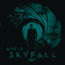 ADELE Skyfall  2012 James Bond Theme LTD UK CD SINGLE