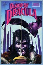 Blood of Dracula #6 (Sep 1988, Apple Press) Shanklin Vokes Willis Truman
