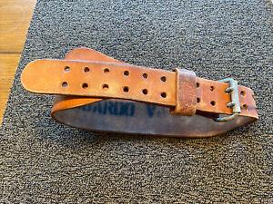 Altus Weightlifter 2 Prong Belt 28-34 Medium Vintage USA Vintage