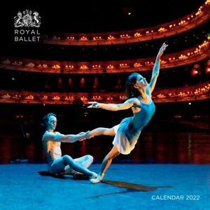 The Royal Ballet - 2022  Wall Calendar