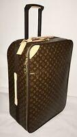 Authentic Louis Vuitton Pegase 70 Mono Luggage Suitcase Bag w/ Garment Bag 🛍