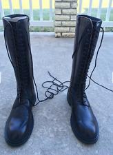 Ann Demeulemeester Brand New High Lace Up Boots Runway! US 11 / EU 44