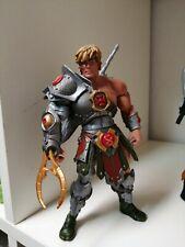 He man motuc Battle Armor Snake Mattel Masters of the universe