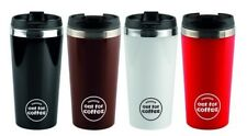 Stainless Steel Insulated Thermal Travel Coffee Mug Cup Flask 420ml Pioneer