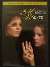 The Miracle Worker (DVD, 2009) Patty Duke, Melissa Gilbert 1979 Drama RARE OOP