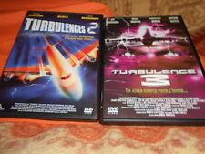 2xDVD Turbulence 2 et Turbulence 3 de David McKay et Jorge Montesi (2000)