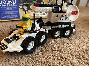 Lego 6770 Futuron Lunar Transporter Light & Sound