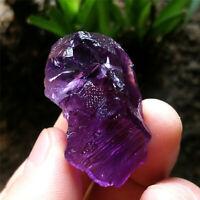 21g RARE Deep Etched Purple Nirvana Quartz Natural Interference Crystal Specimen