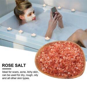 New 250g/Bag Rose Bubble Bath Powder Foot Bath Crystal Mud Body Foot Skin Care