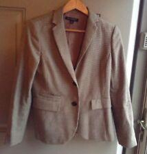 Brooks Brothers Size 8 Women's Blazer Sport Coat Pre-Owned Used Office Wear
