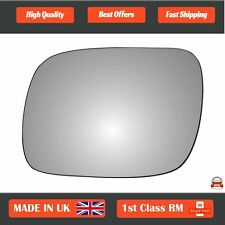 Left Passenger Convex Wing Mirror Glass for VW Touareg 2002-2007 110LS