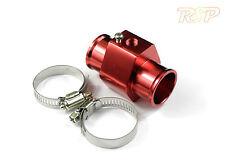 36mm Adaptador De Manguera De Refrigerante Del Radiador De Agua Sensor De Temperatura Calibre Evo 3 4 5 6 7 8 9