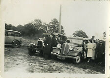 PHOTO ANCIENNE - VINTAGE SNAPSHOT - VOITURE AUTOMOBILE RENAULT TACOT MODE - CAR