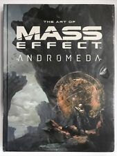 The Art of Mass Effect Andromeda by Bioware (2017, Hardcover) Sealed Dark Horse