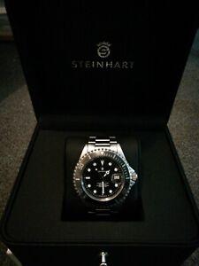 Steinhart Ocean 1 Black watch