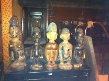 Antique African Tribal art Yoruba.