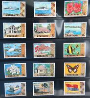 .KIRIBATI c1979 2 SETS of STAMPS. MNH MVLH