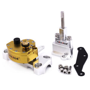 Steering Damper Stabilizer For YAMAHA MT-09 FZ-09 2014-2020 15 16 17 18 19