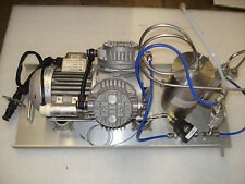 KNF MPU818-N035.0-10.96 Diaphragm Vacuum Pump w/ Cymer Module # 05-14005-01