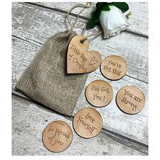 Mindfulness Gift - Bag of Positive Tokens, Affirmation Inspiration & Motivation