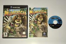 Madagascar - Nintendo Gamecube Complet Version Française
