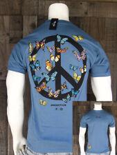 New Primitive Apparel Codes Hope Slate Mens Sport S/S T Shirt RPRM-36