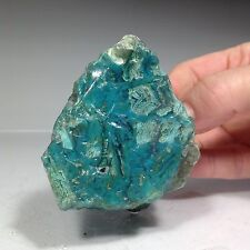 "SS Rocks - ""GEM SILICA"" Chrysocolla (Miami, Arizona) 156g"