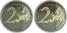 Vatikan 2 Euro Kursmünze 2008 Polierte Platte, in Münzkapsel