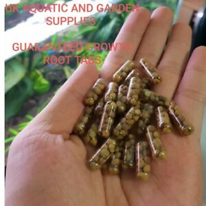 50 OSMOCOTE Root Tabs For Your Fish Tank/Aquarium -***Amazing Plant Growth***