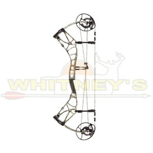 Bear Archery Compound Bow-Moment-Xtra Green- RH 60#-AV7MM20006R