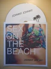 JOHNNY JOHNNY : SEX ON THE BEACH [ CD SINGLE ]