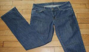 LEVIS 570 Jeans pour Femme W 29 - L 32 Taille Fr 38 Straight Leg (Réf #O113)