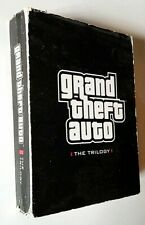 Grand Theft Auto The Trilogy GTA 3 Vice City San Andreas - Microsoft Xbox - PAL