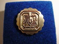 Vintage Hawaii State Seal Lapel Pin